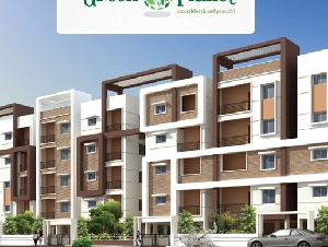 2BHK Luxury Apartments, Tetra Green Planet : Thanisandra AR Ventures - Bangalore