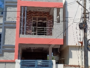 Newly Constructed House G+1(G 2 BHK + 1st floor 2 BHK) for sale at Uppal