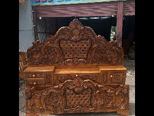 Local Teak Furniture with permit 9866357738