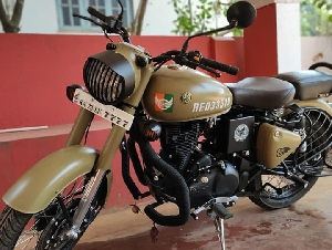 Royal Enfield 350 cc