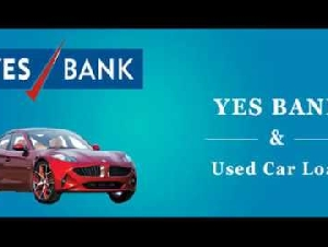 Apply for YES Bank Used Car Loan Online