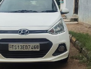 Grand i10 Sportz 1.2 Hyundai Car Top Variant 2016 Model in Excellent Condition