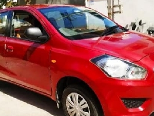 2015 Datsun Go T Petrol Vehicle Just Driven 14000kms in immaculate Condition ₹315,000  · 500011