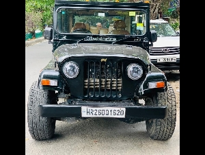 *Brand- Mahindra* *Model- Thar 4x4 CRDe AC* *Year- 2014* *Fuel- Diesel* *Transmission- Manual*