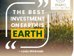 Contact Pahani for Agriculture land For Sale in Hyderabad